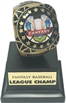 Large Ring Fantasy Baseball Trophy from Bruno's