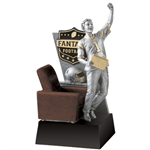 Exhaltation Fantasy Football Trophy from Bruno's
