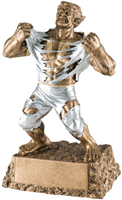 Barney Badass Generic Fantasy Trophy from Bruno's