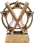 Small Fantasy Baseball Trophy