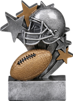 Starburst Fantasy Football Trophy from Bruno's