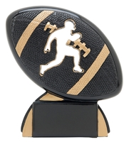 Small Stencil Fantasy Football Trophy from Bruno's