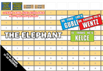 Elephant Fantasy Football Draft Board