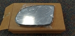 1998 - 2002 Camaro LH NOS Exterior Power Door Mirror Replacement Mirror Glass and Backing Plate, 10279514