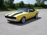 1967 Camaro Rally Sport Convertible