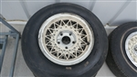 1976 - 1981 Camaro 14X7 Polycast Wheel Rim, Original Used GM 14003454