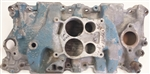 1980 - 1981 Corvette L82 or 1981 Camaro Z28 Intake Manifold, Aluminum, GM Original Used 14014432