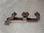 1976 Small Block Exhaust Manifold LH Side, Original GM Used