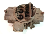 1967 Chevelle Super Sport Holley Carburetor 3246 Big Block, Original GM Used