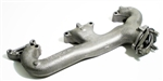 1967 - 1968 Camaro Exhaust Manifold w/o Smog for Small Block LH