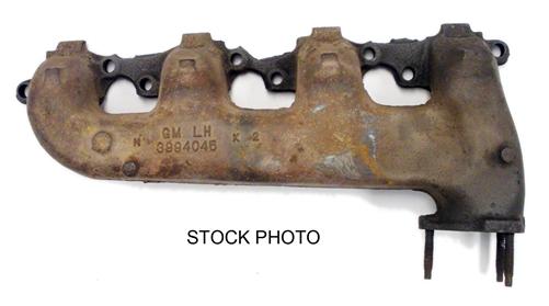 1968 - 1969 Exhaust Manifold RH, Big Block, GM Original Used