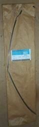 1967 - 1968 Camaro Door Edge Chrome Guard, Right Hand Original GM NOS