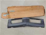 1967 - 1968 Camaro Lower Front Valance Panel, GM NOS 3925467