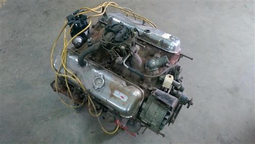 on 1969 Camaro Power Steering Pump