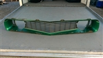 1969 Grille, Standard Gray, Rally Green, GM Original Used