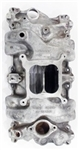 1971 - 1972 Camaro Intake Manifold for Z28 LT1 Small Block, Aluminum, GM 3959594