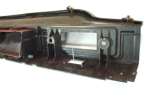 1970 - 1972 Camaro Dash Instrument Panel Assembly, Used GM