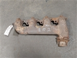 1972 - 1975 Big Block Exhaust Manifold Left Hand, Original GM Used
