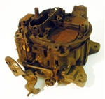 1967 Camaro Rochester Quadrajet Carburetor 4 Barrel 396-325 HP, Original GM Used