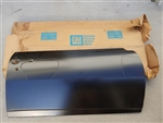 1968 Camaro Outer Door Skin Panel, Right Hand Original GM NOS