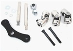 1967 - 1969 Camaro Steering Shaft Kit, Power Steering, BBC 1 DD Shaft | Camaro Central