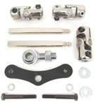 "1967 - 1969 Steering Shaft Kit, Manual Rack, 1"" DD Shaft"