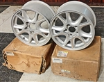 2001 - 2002 Camaro Z28 Wheels Set of 4, Five Spoke Mag Aluminum, GM NOS