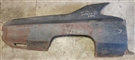 1971 - 1973 Chevrolet Impala Quarter Panel Right Hand, GM NOS