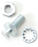 Automatic Transmission Kickdown Cable Stud and Nut Kit
