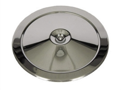 1967 - 1969 Camaro Chrome Air Cleaner Cover Lid 14 Inch Diameter
