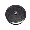 1967 - 1992 Camaro Air Cleaner Assembly, Open Element, Breathe Thru Top with Washable Filter