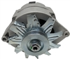 1967 - 1981 Custom Chevy Natural Finish Alternator, 100 Amp, 1 Wire or 3 Wire