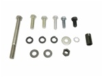 1967 - 1968 Camaro Alternator Bracket Bolts Set, Original Z28 Style