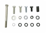 1967-1968 Alternator and Bracket Mounting Bolt Set, NOT Z/28
