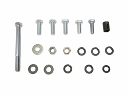 1967-1968 Alternator and Bracket Mounting Bolt Set, Big Block