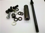 1969 - 1972 Alternator Spacer and Bolt Kit, Big Block with Long Water Pump