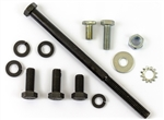 1969 - 1974 Chevy Camaro Small Block Alternator Bracket Bolt Kit for Long Water Pump
