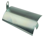 1967 - 1981 Camaro Starter Solenoid Heat Shield, Stainless Steel
