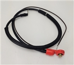1970 Camaro Side Post Positive Battery Cable for V8 Models
