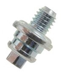 Side Post Terminal Battery Cable Bolt - 3/8 X 3/8 Inch, Sold Individually