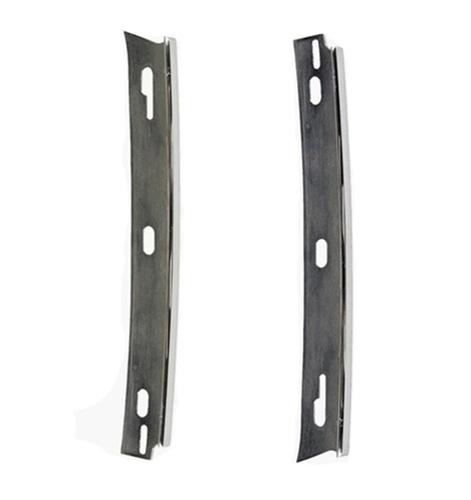 70-81 Camaro Upper Fender Edge Molding LH Use with 3998834 Hood Molding