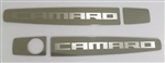 2010 - 2013 Camaro Etched Mirror Stainless Outer Door Handle Covers
