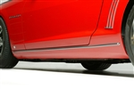 2010 - 2015 Rocker Panel Molding, Lower Body, Retro Style