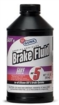 DOT5 Silicone Brake Fluid, 11 oz
