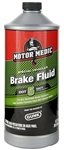 Silicone Brake Fluid, Quart Size