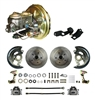 1969 Camaro Factory Correct Original Style Power Front Disc Brake Kit