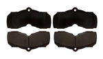 1967 - 1968 Camaro Front Disc Brake Pads Set, Organic for 4 Piston Calipers