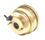 "1967 - 1969 Camaro Power Brake Booster 8"" Dual ( Gold )"