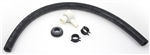 1967 - 1970 Camaro Power Brake Booster Vacuum Hose Kit with Clamps and Check Valve, Small Block