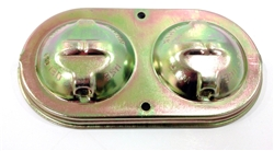 1967 - 1969 Camaro Brake Master Cylinder Cover Lid for Power Disc with Delco Wording